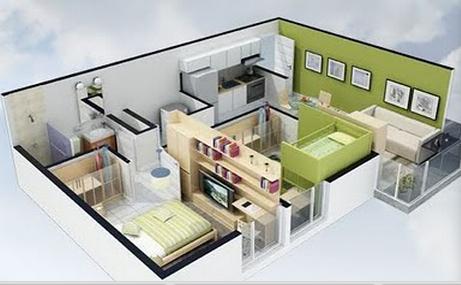 b2 | Planos de Casas