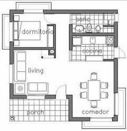 Planos de casas para construir for Planos para aser una casa