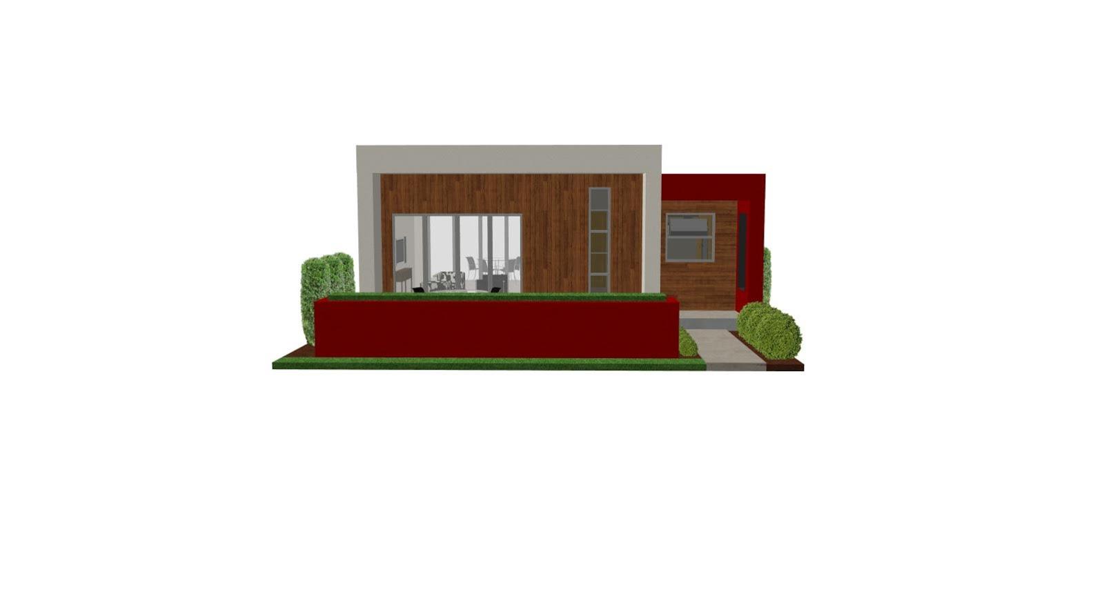 Planos de casa de 6x20 planos de casas for Planos de casas 6x20