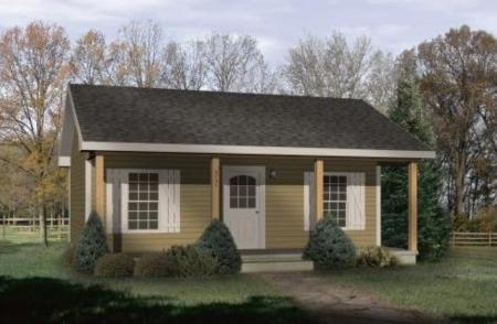 Dise o de casa de campo peque a - Modelos de casas de campo pequenas ...