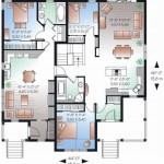 Plano de casa doble entrada ¿vale la pena?