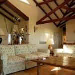 Habitaciones con estilo rustico