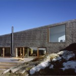 Casa de tres Pisos Minimalista