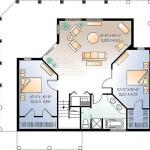 Casa ecológica de dos pisos