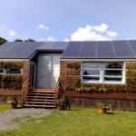 Construcción de una Casa Ecológica