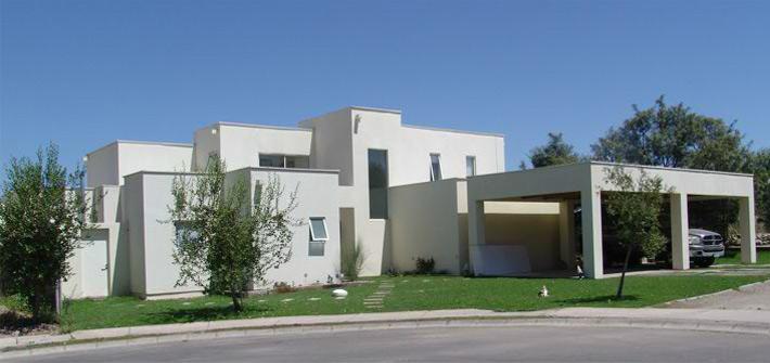 Planos casas mediterr neas for Casas prefabricadas mediterraneas