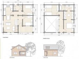Como construir un cuarto de madera de 8x10 for Hacer plano habitacion