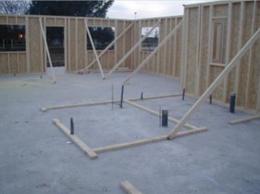 Como hacer una casa de madera 3 - Como construir una casa prefabricada ...