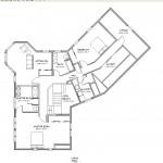 planos-de-vivienda-americana-con-garaje-piso-dos