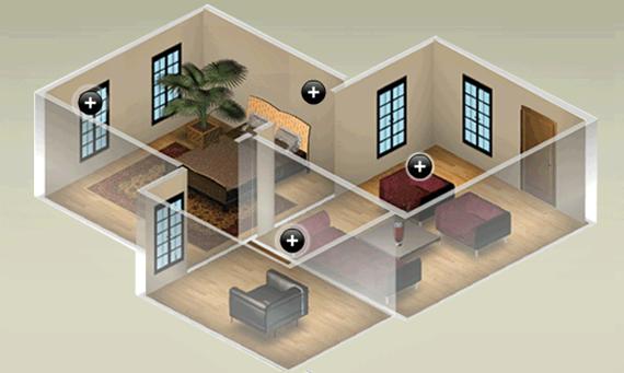 Projectdragonfly crea dise os 3d en la web for Hacer casas en 3d online
