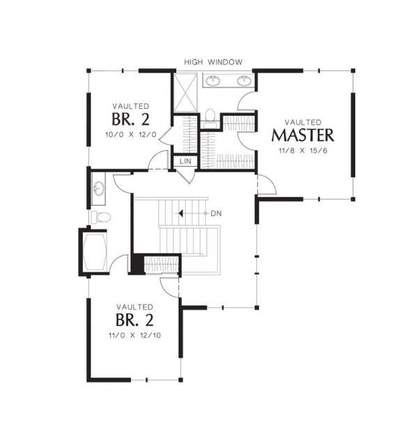 Hacer Un Baño En Planta Alta: planta de piso de casa moderna , planos de un cuarto para planta alta