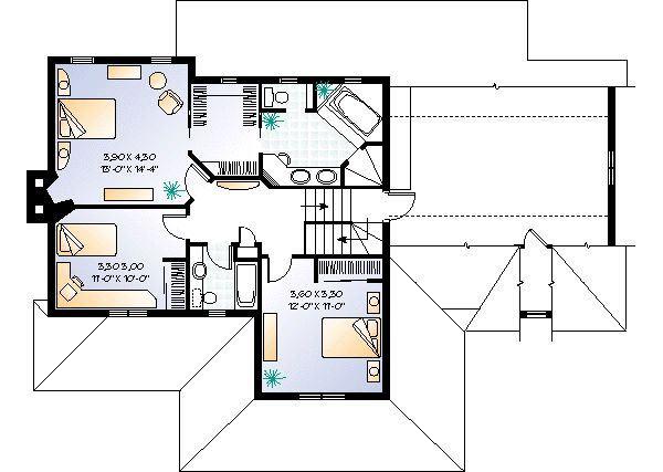 Planta de casa sobrado de 5 metros planos de casas for Hacer plano vivienda