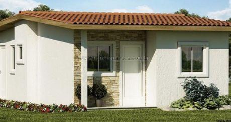 como construir una casa pequena y economica