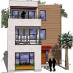 Casa de 150 metros cuadrados y 2 habitaciones