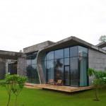 Diseño de Casa Excéntrica y muy moderno