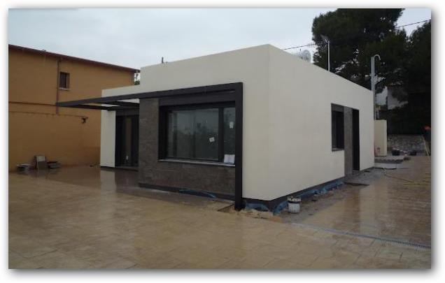 Casa estilo mediterraneo