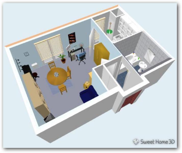 Diseño de plano 3D