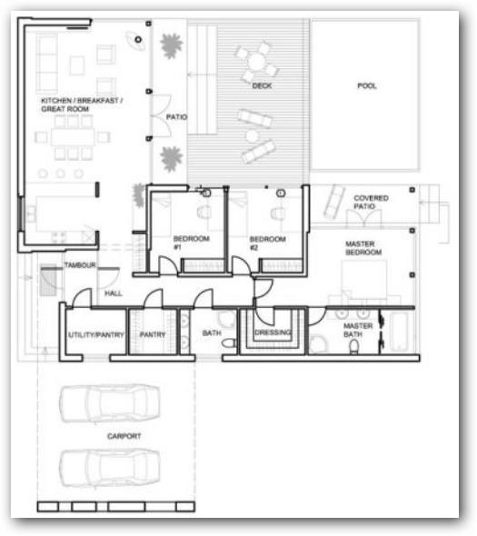 Planos casas de campo planos de casas for Planos de casas de campo modernas