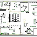 Planos de casas en 3d modernas for Distribucion oficinas pequenas