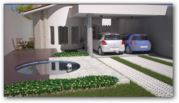 Planos de casas con entrada doble