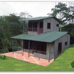 Casas prefabricadas en dos pisos