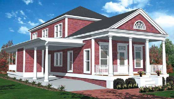 planos de casas neoclasicas
