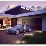 Plano de casa para barrio privado