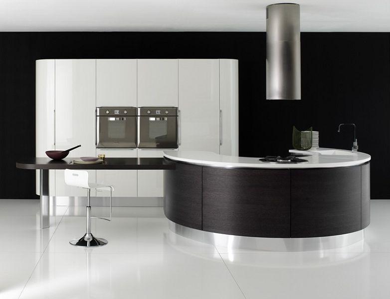 Habitacion moderna con banos sala comedor y cocina - Azulejos cocina ...