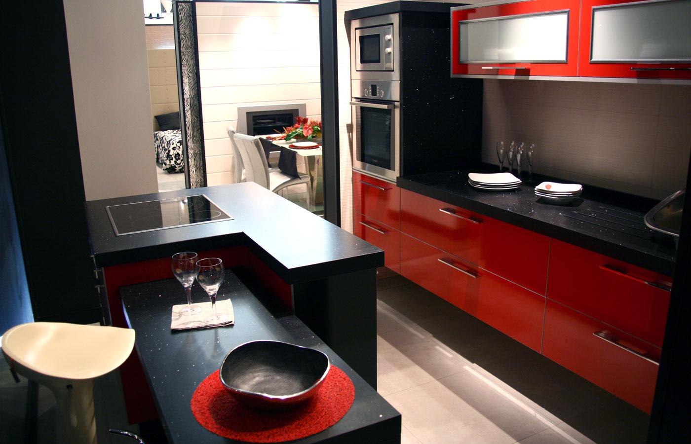 como construir una cocina moderna