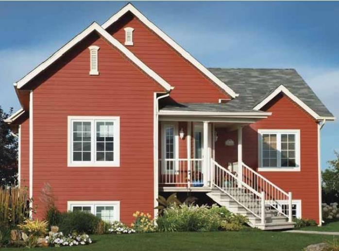 Casas de campo estilo americano - Casas estilo americano ...