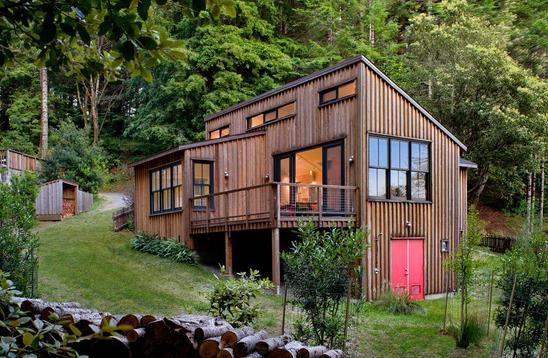 Construcciones en laderas de montana - Apartamentos de montana ...