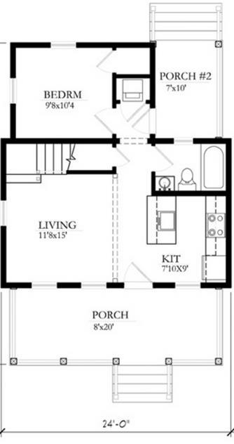 Medidas Baño Casa Habitacion:Planes with 2 Floors