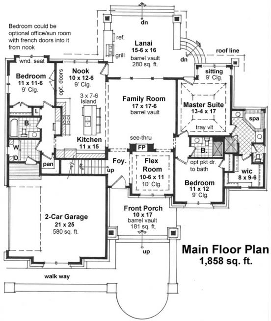 Planos de casas doble entrada planos de casas for Planos de casas rusticas gratis