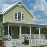 Plano de casa canadiense de 3 pisos y 3 dormitorios