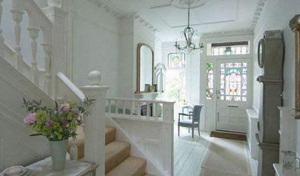 Salones decorados con estilo franc s - Salones con estilo ...
