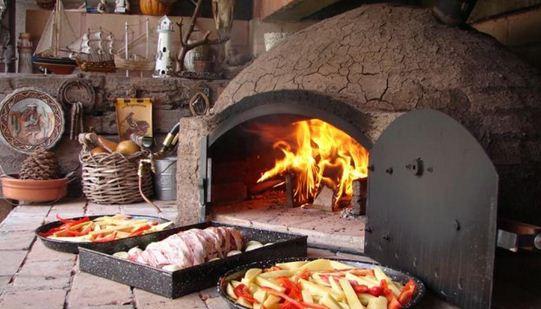 Como hacer un horno de barro en casa