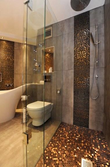Baños modernos con bañera