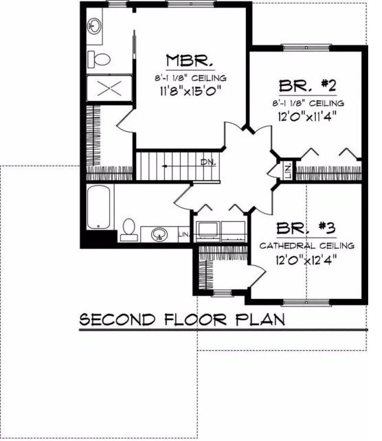 Casa de dos pisos con garage doble