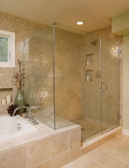Ba os modernos for Banos con tina y ducha