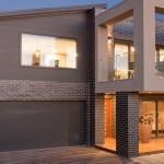Plano de casa amplia de 260 metros cuadrados
