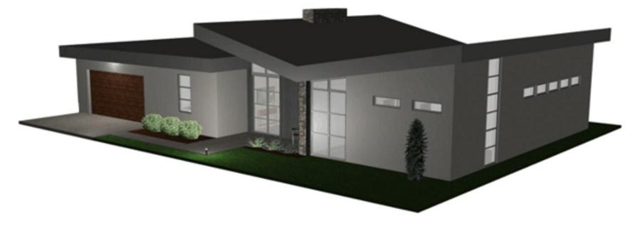 casa grande con 3 dormitorios