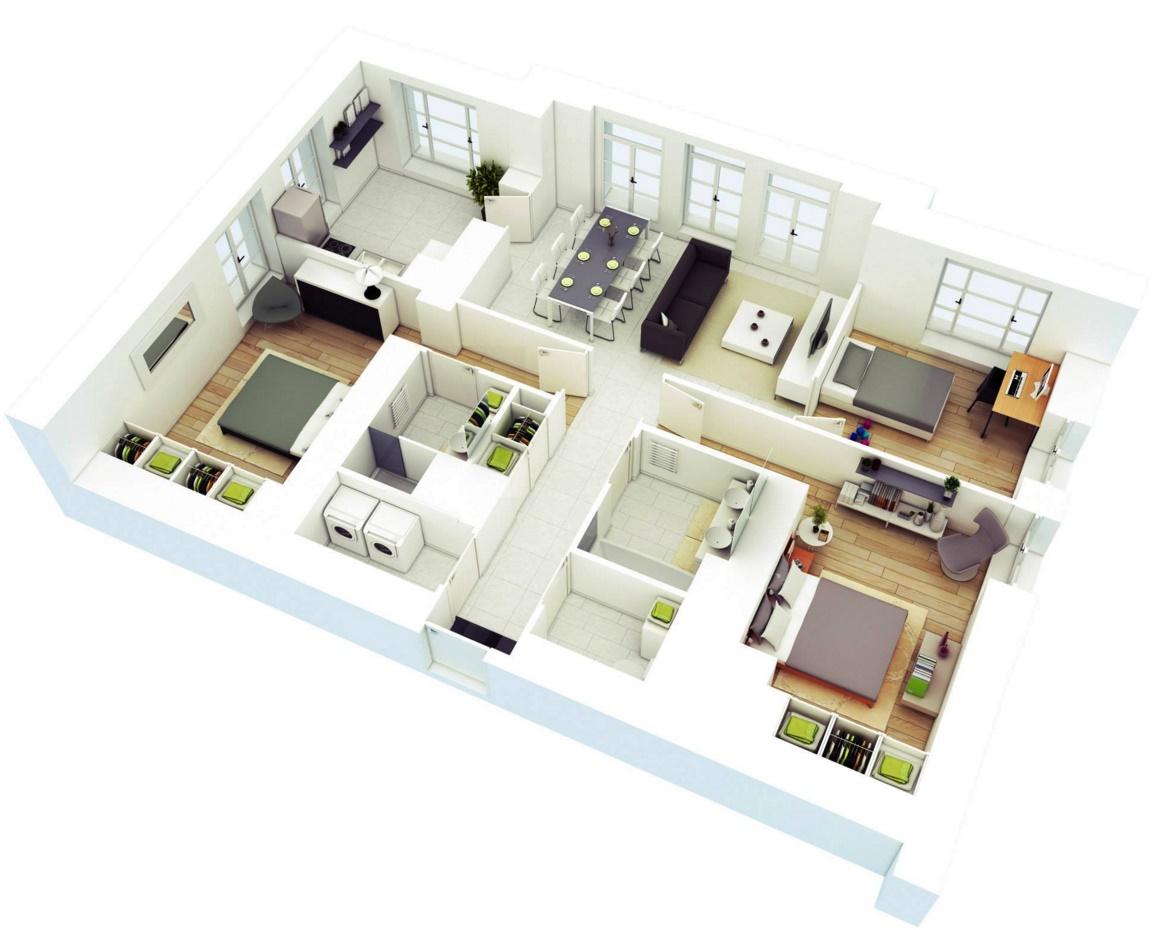Ver planos pisos