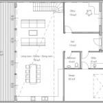 Casa de concreto y madera