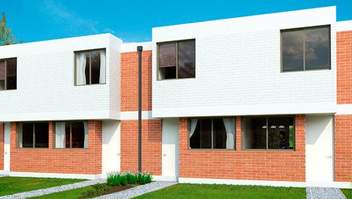 Duplex pequeño de 3 dormitorios