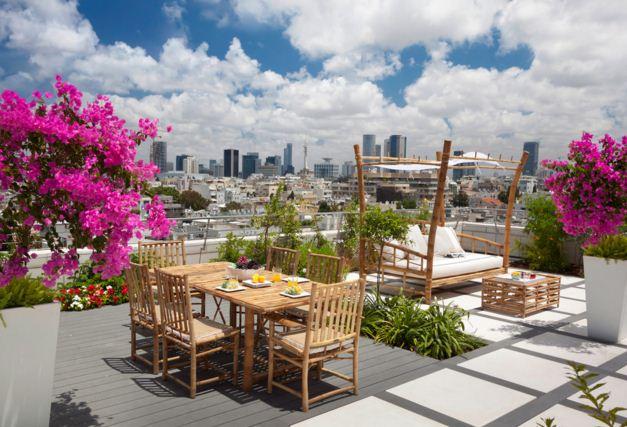Ideas para decorar terrazas modernas