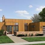 Casa con diseño moderno