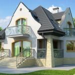 Modelos de casas de 260 metros cuadrados