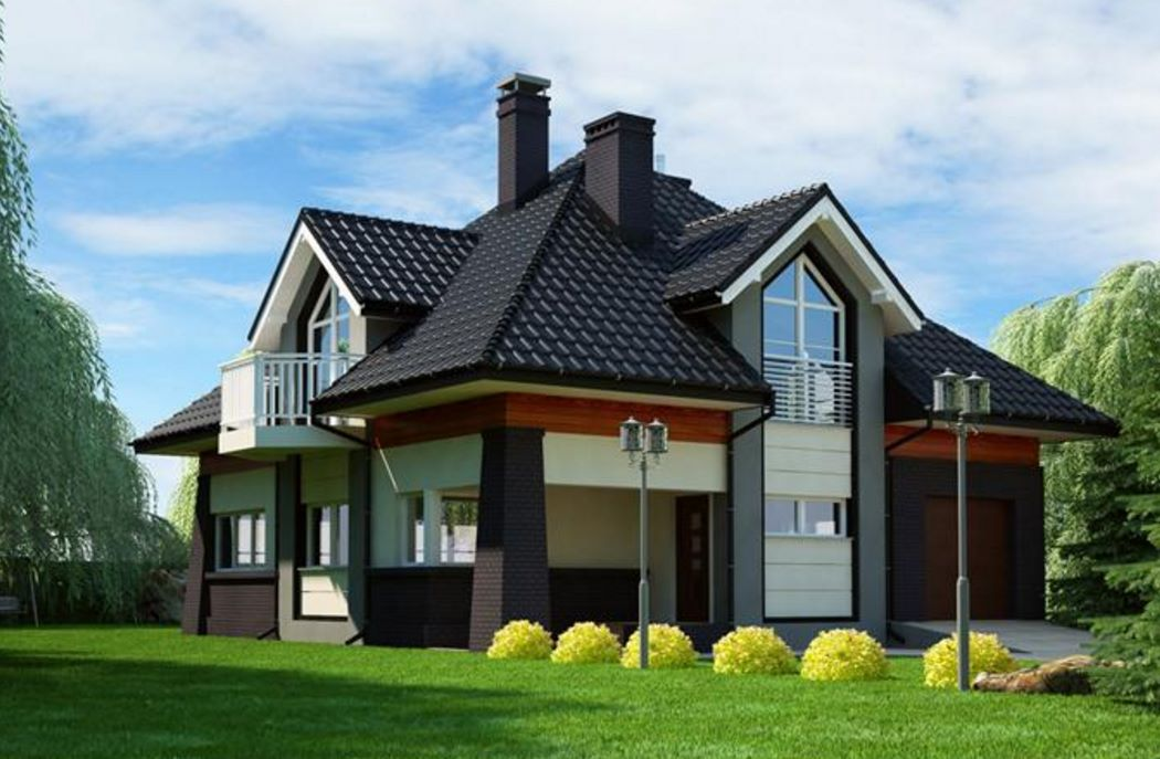 casa clasica de 200 metros cuadrados