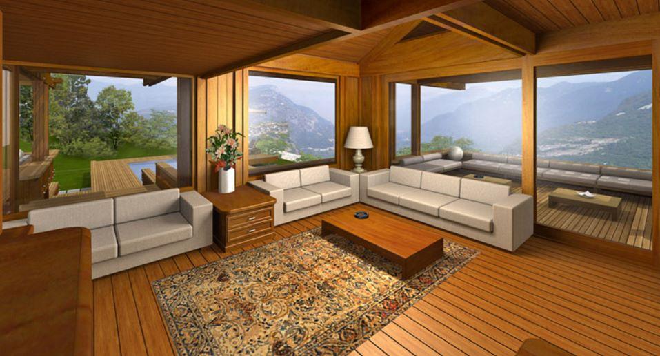interior chalet de 250 metros cuadrados