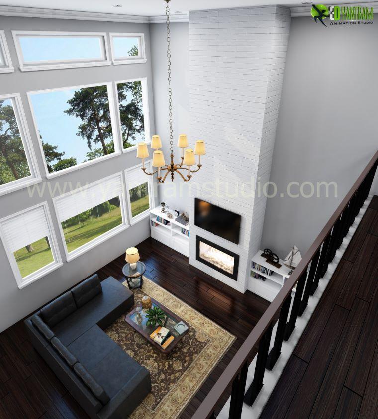 Diseño de interiores living